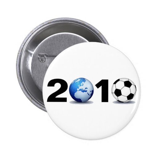 World Cup 2010 - Soccer Buttons