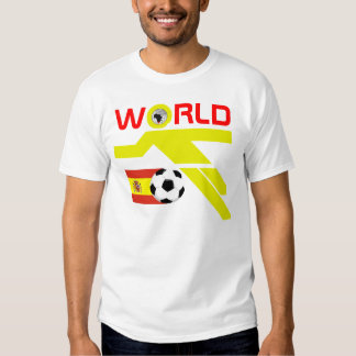 World Cup 2010 Spain T-Shirt
