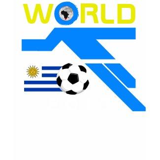 World Cup 2010 Uruguay T-Shirt shirt