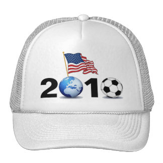 World Cup 2010 - USA Soccer Trucker Hat