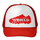 World Cup 2011 Red Hat