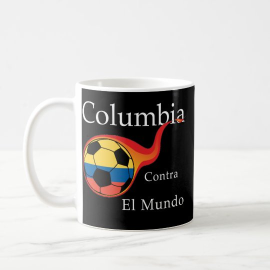 World Cup - Columbia vs. The World