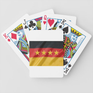 world-cup- Flag Bicycle Playing Cards