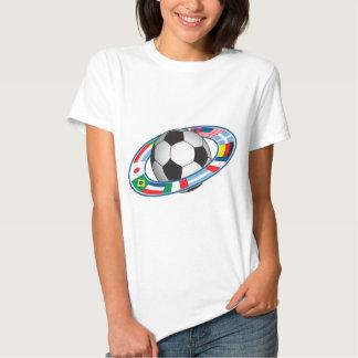 World Cup Football Shirt