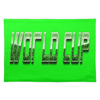 world cup placemat