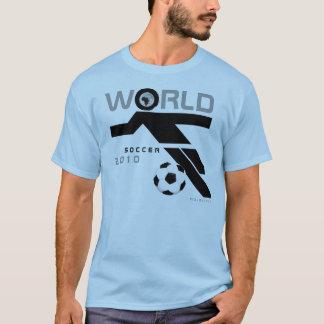World Cup Soccer 2010 Grey T-Shirt