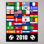 World Cup Soccer 2010 Print