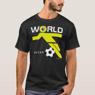 World Cup Soccer 2010 Yellow T-Shirt