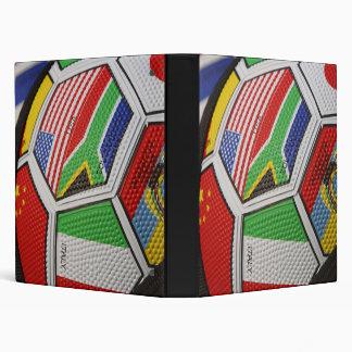 World Cup Soccer Binders