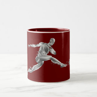 World Cup Soccer Brazil 2014 Ghost scorer futebol Coffee Mug