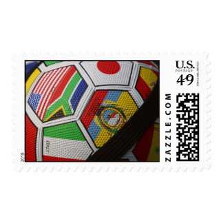 World Cup Soccer Postage Stamp