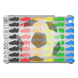 World Cup Soccer Shoes Speck iPad Case