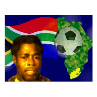 World Cup Soccer - South Africa Postcard