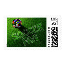 World Cup Soccer Stamp