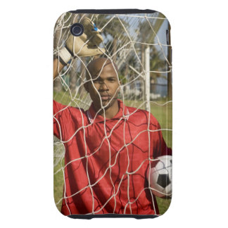 World Cup Soccer to be held in South Africa 2010 iPhone 3 Tough Cover