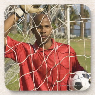 World Cup Soccer to be held in South Africa 2010 Beverage Coaster
