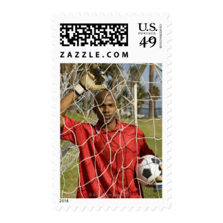 World Cup Soccer to be held in South Africa 2010 Postage Stamps