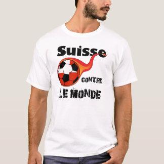 World Cup - Switzerland Versus The World T-Shirt