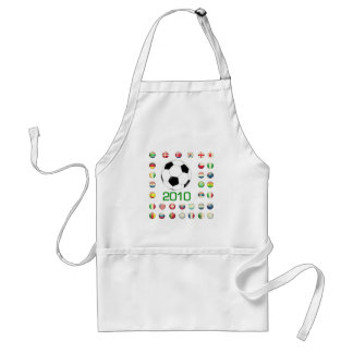 World Cup T-Shirts 2010 South Africa Adult Apron