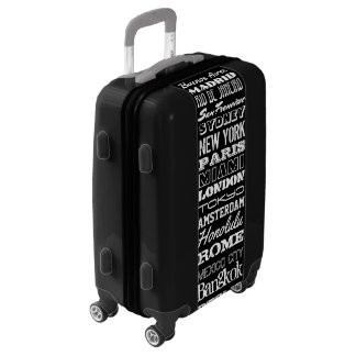 World Destinations Luggage