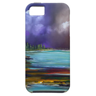 World discharge iPhone SE/5/5s case