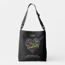 World Doll Day 2016 Crossover Tote (Black)