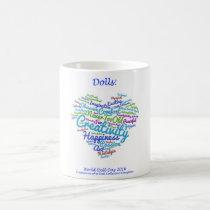 World Doll Day 2016 Mug