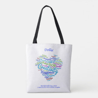 World Doll Day 2016 Tote