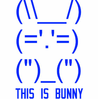 World Domination Bunny Cut Outs