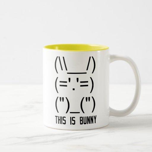 World Domination Bunny Mug