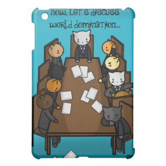 World Domination iPad Case