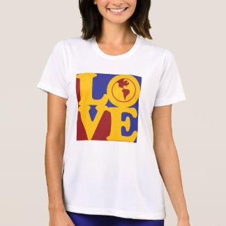 World Domination Love Tee Shirt