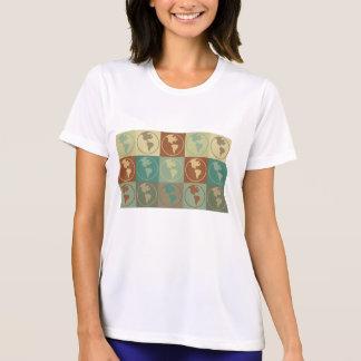 World Domination Pop Art Shirt