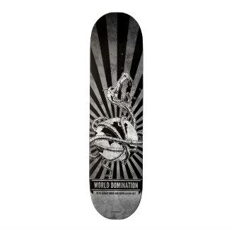 World Domination! - We've Already Begun Skateboards