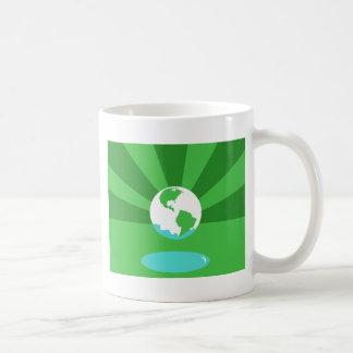 World Dripping Coffee Mug