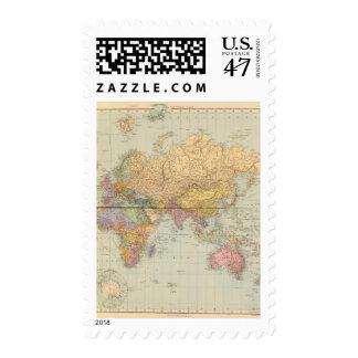 World East Stamp