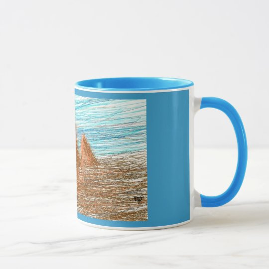 World:  Egypt:  Giza Mug