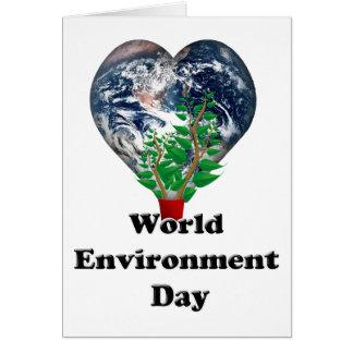 World Environment Day Card