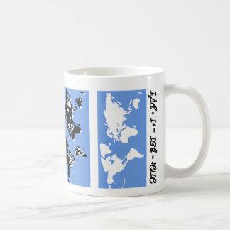 World Epidemic Tour Classic White Coffee Mug