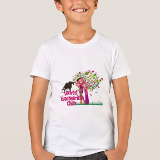 World Equestrian Club2 T-Shirt