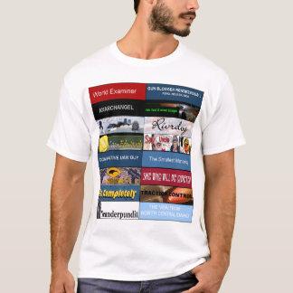 World Examiner GBR-1 banners T-Shirt