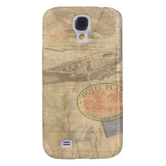 World Explorer Gear Galaxy S4 Cover