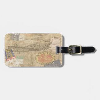 World Explorer Gear Bag Tags