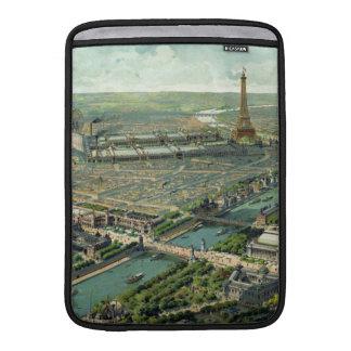 World Expo 1900 Paris France Sleeve For MacBook Air