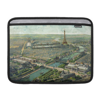 World Expo 1900 Paris France MacBook Air Sleeves