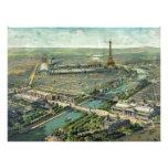 World Expo 1900 Paris France Photo Print