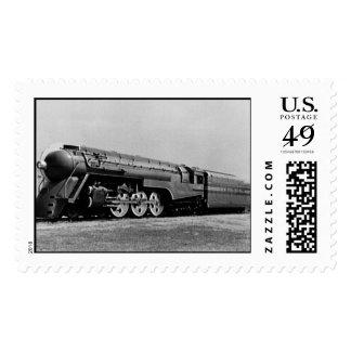 World Fair Locomotive 1930's Stamps