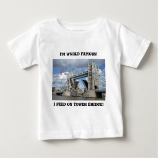 World Famous Baby Baby T-Shirt