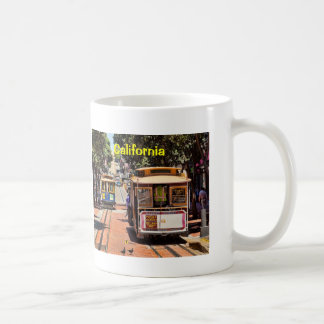 World Famous Cable Cars Coffee Mug