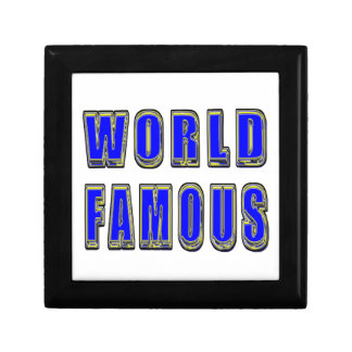 World Famous Trinket Boxes